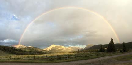 ya ha rainbow